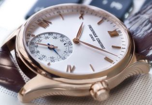 The Frederique Constant version of the Swiss Horological Smartwatch