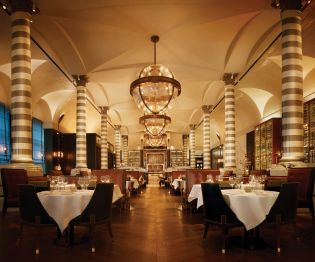 Massimo Restaurant & Bar at the Corinthia Hotel London