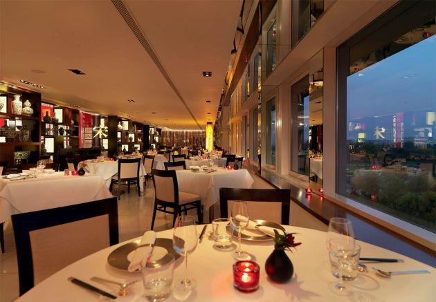 Great Food And Views In Equal Proportions At Min Jiang