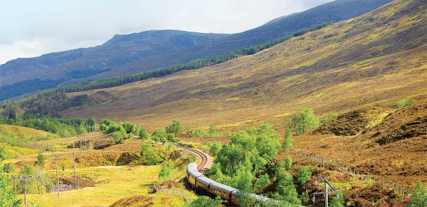 Trains, as we all know, are all about compromises. Only the Belmond Grand Hibernian isn't.