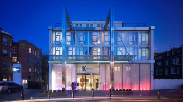 Rock And Roll Swagger Meets Urban Cool At The K West Hotel & Spa