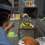 The Microsoft Hololens, the product to make every designer and gamers dreams come true 3