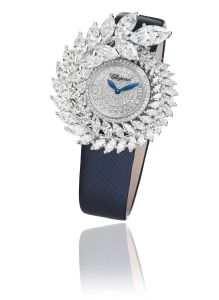 Chopard presents its latest Red Carpet creations at Paris Couture Week