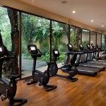 Gymnasium at the Club Saujana Resort