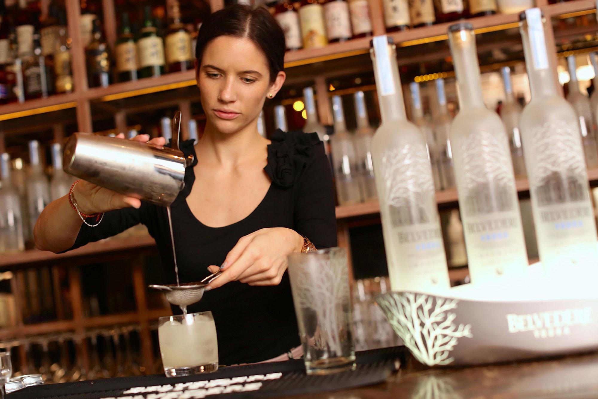 Interview Allison Dedianko For Belvedere Vodka