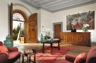 Castello Del Nero Lobby/Hall
