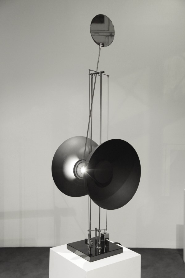 Moving Kinetic Sculpture