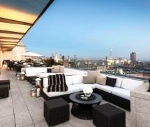 London Radio Rooftop Bar