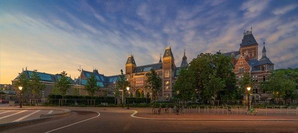 Rijksmuseum Exhibition Of Oriental Luxury Items