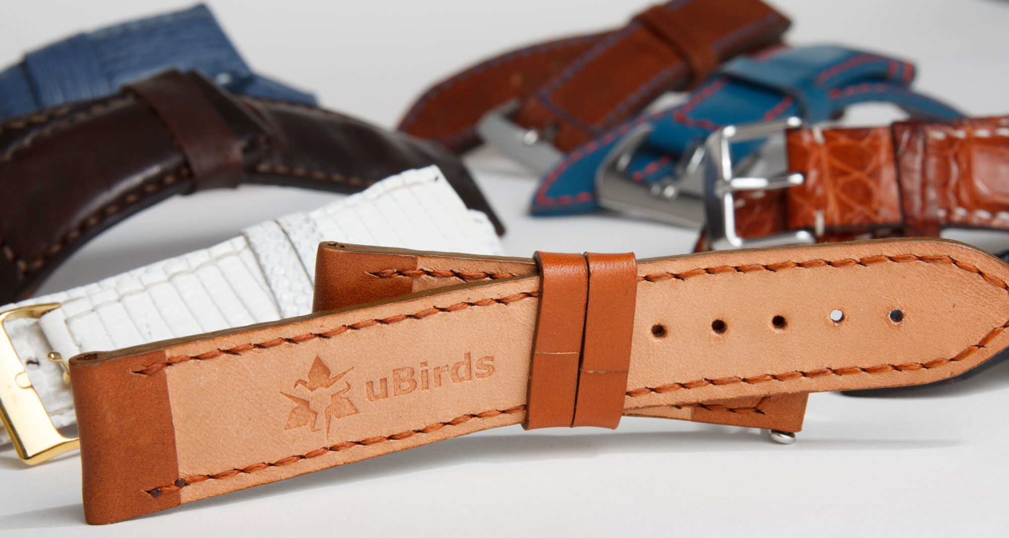 The Unique strap from uBirds offers a host of smartwatch features