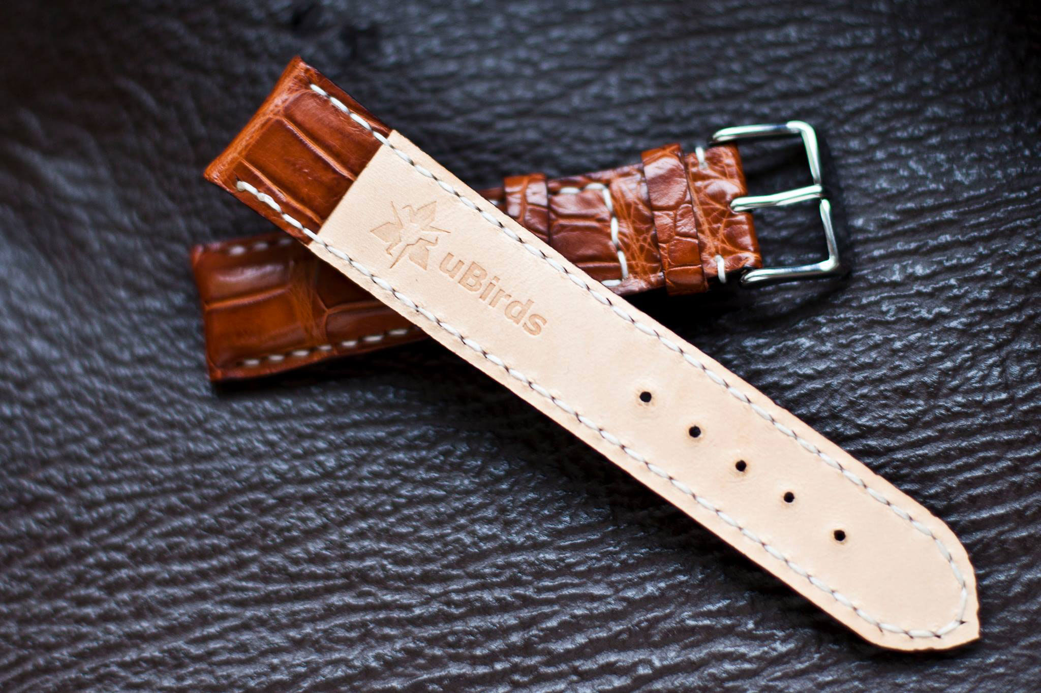 The uBirds Unique strap is available for both ladies and gentlemen