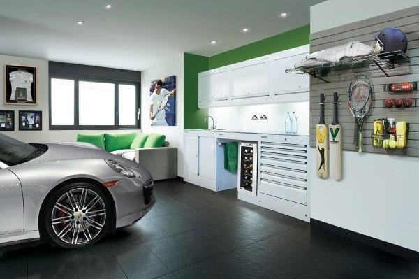 3 Car Garage Interior Designs