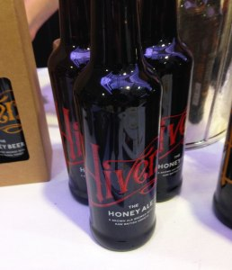 Hiver Honey Ale at the London Honey Show
