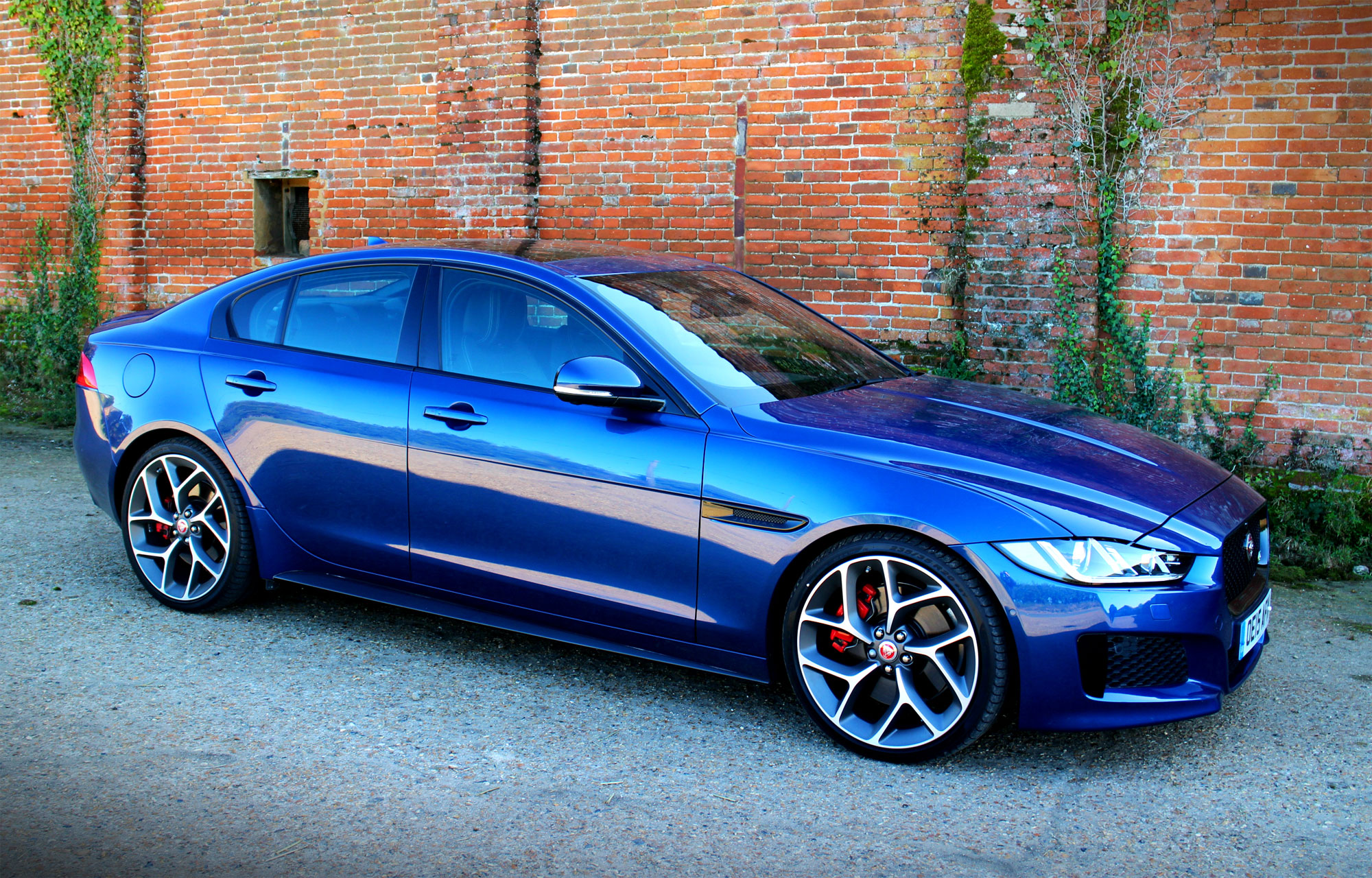 The Jaguar XE S is stylish, comfortable and effortless