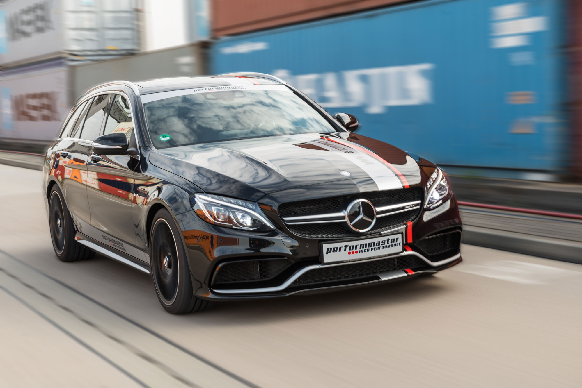 Performmaster Gets The AMG C 63 S To 612hp 8