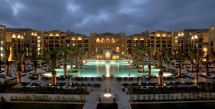 Casablanca Morocco Mazagan Beach Resort