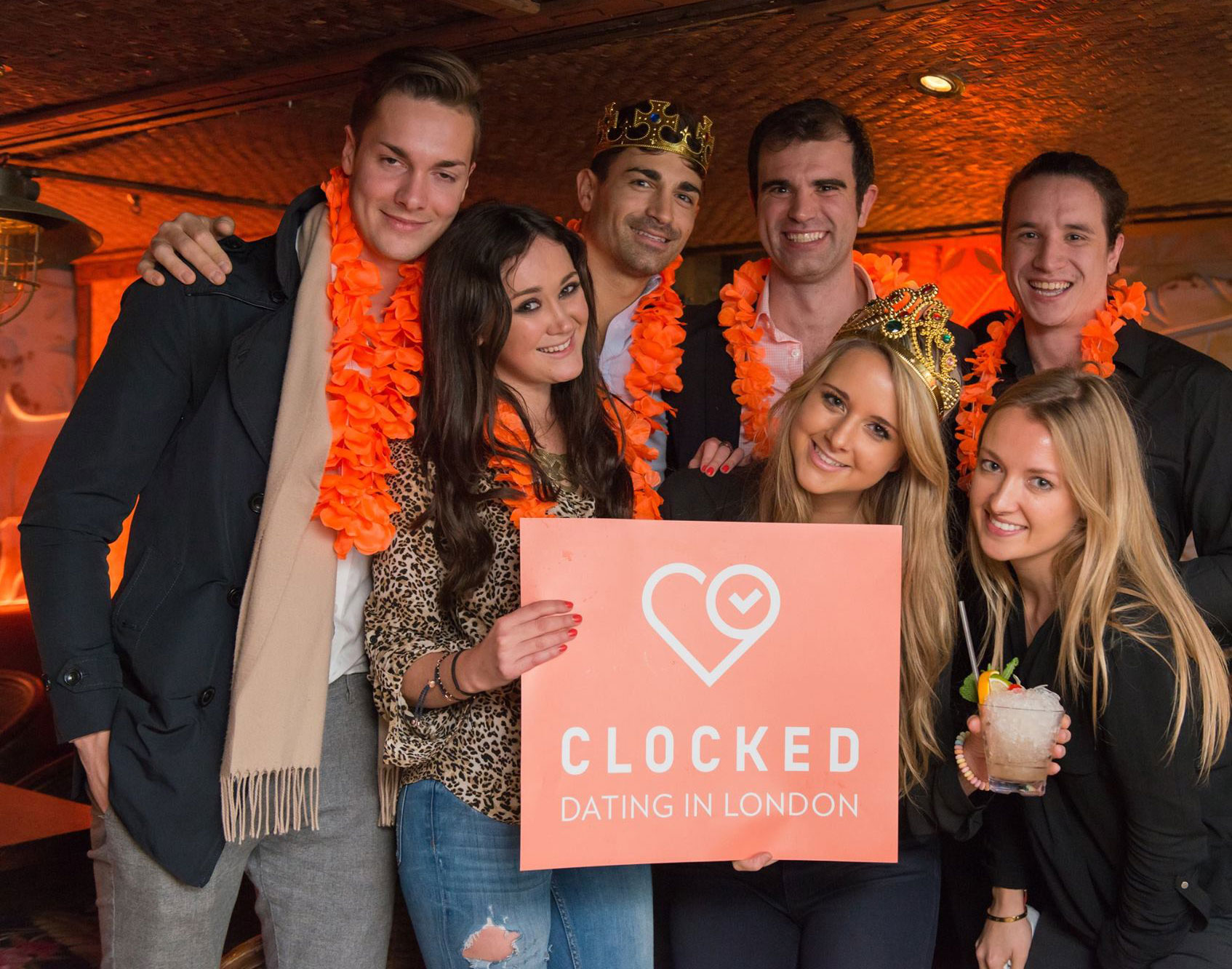 About Time: Award Nominated Clocked Celebrates in Style At Mayfair's Mahiki 8