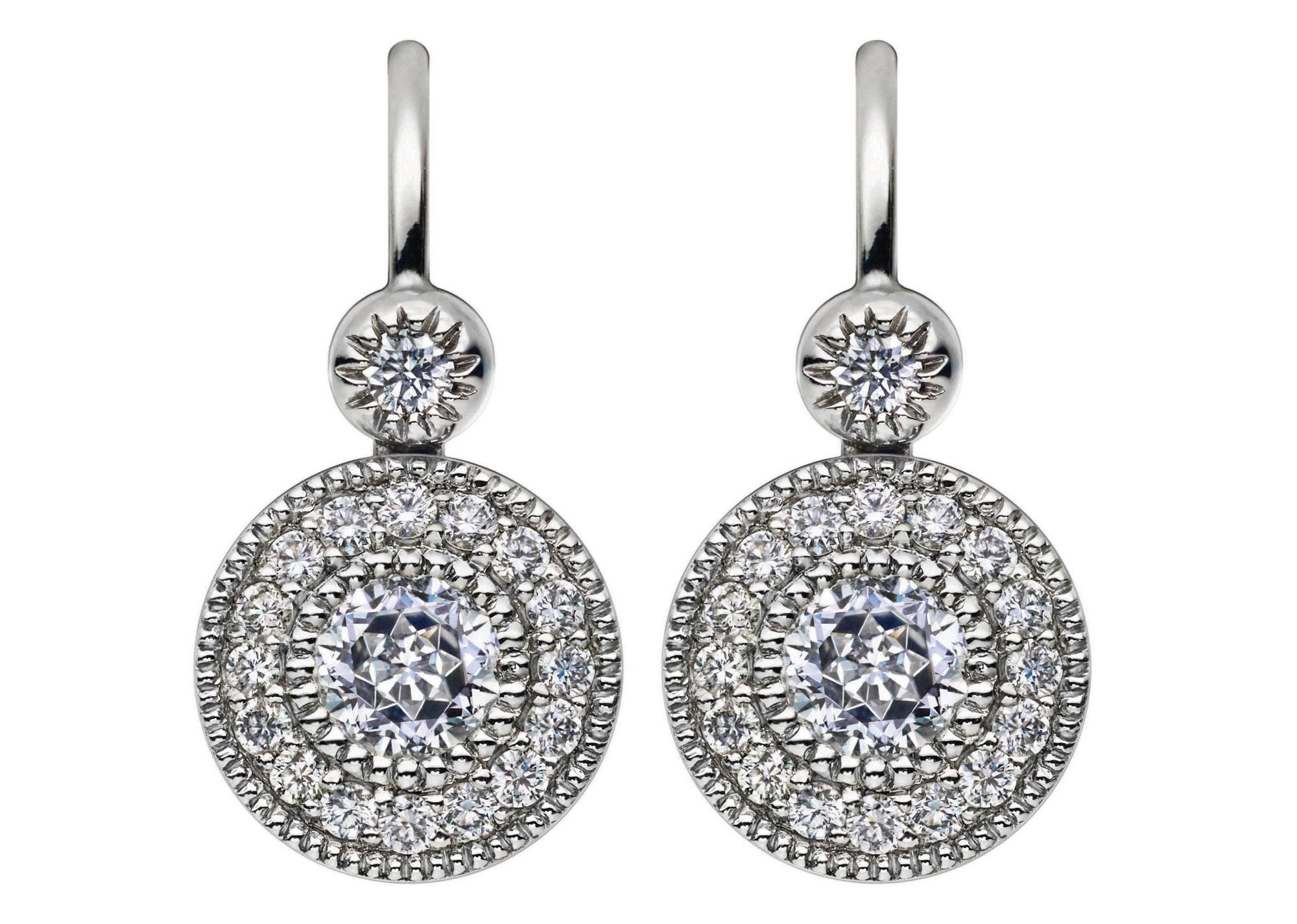 Mastercut Diamond Earrings