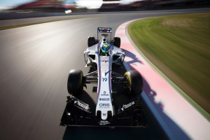 Glamour on a plate for Formula One foodies 26