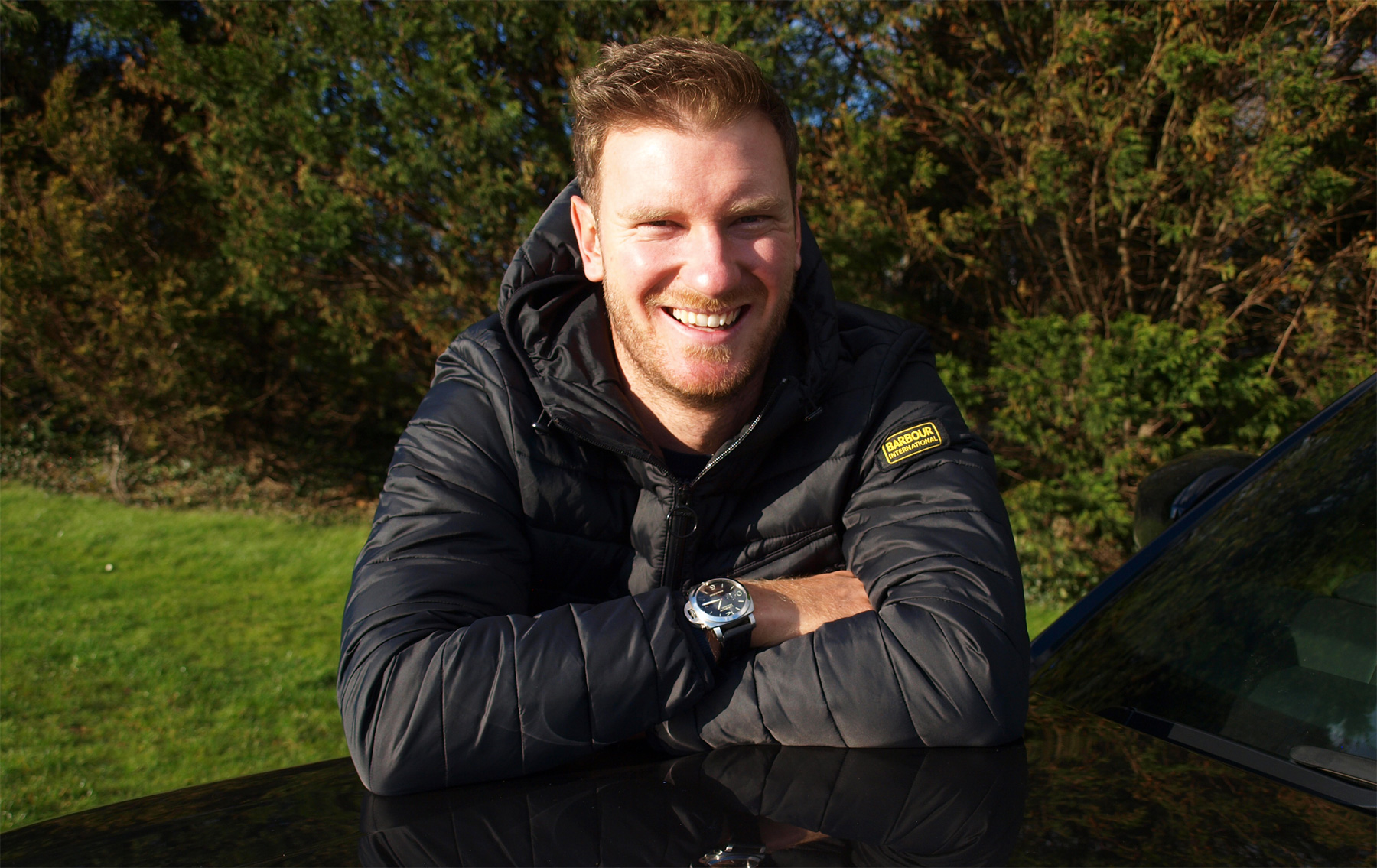 Interview With Chris Wood, Professional Golfer