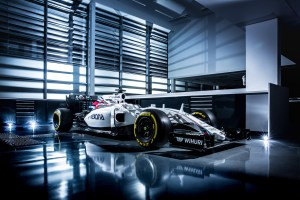 Glamour on a plate for Formula One foodies 21