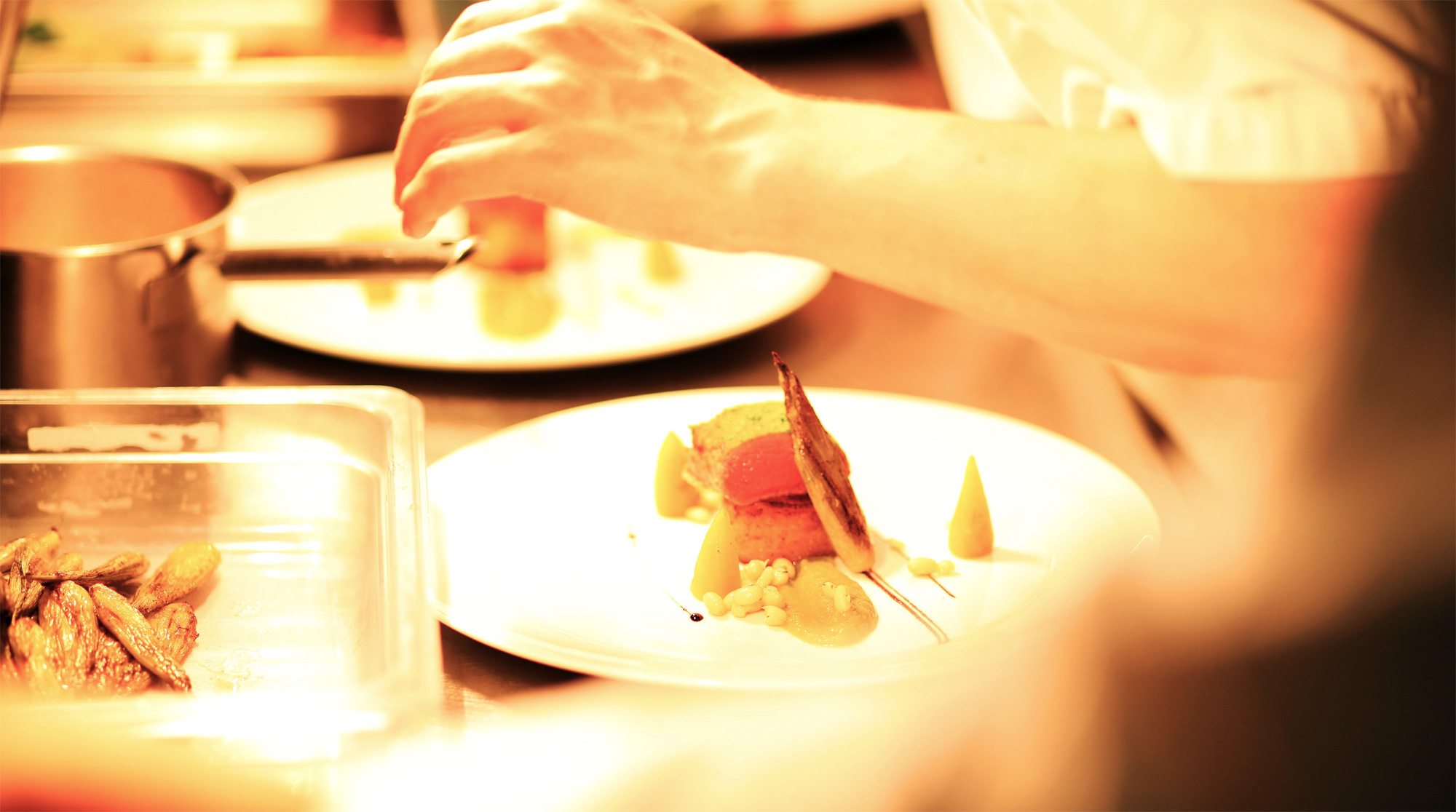 Glamour on a plate for Formula One foodies 2