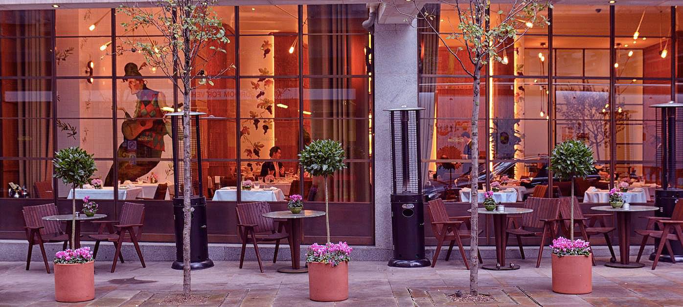 RistoranteFrescobaldi - A Taste Of Tuscany On London's Regent Street 6
