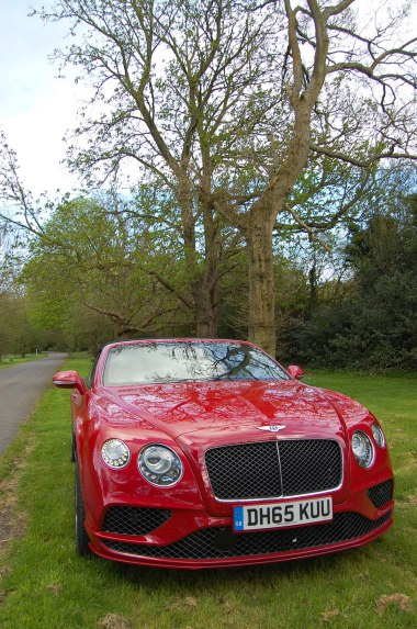 Bentley Continental GT Speed Convertible Road Test 9
