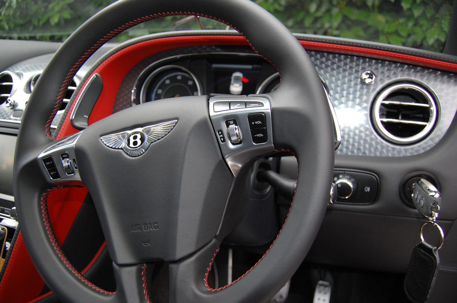 Bentley Continental GT Speed Convertible Road Test 14
