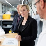 Switzerland Welcomes The Longines Ambassador Of Elegance Kate Winslett 8