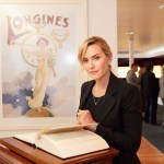 Switzerland Welcomes The Longines Ambassador Of Elegance Kate Winslett 13