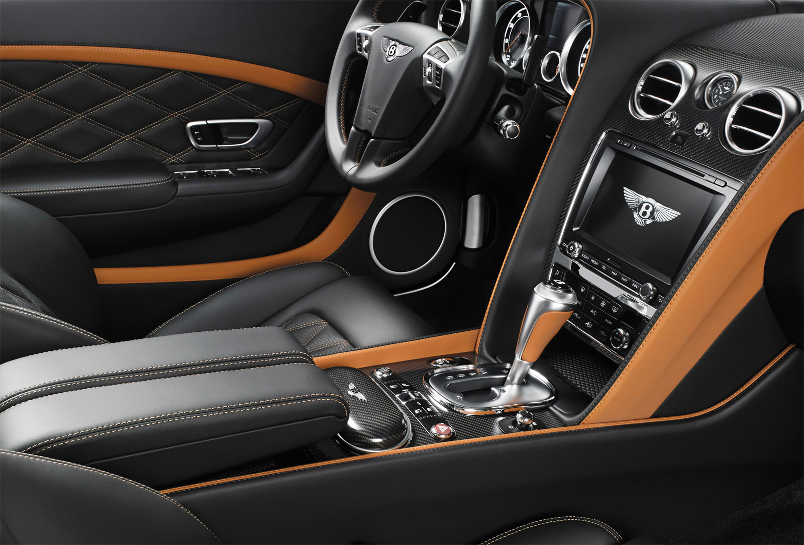 Bentley Continental GT Speed Convertible Road Test 12
