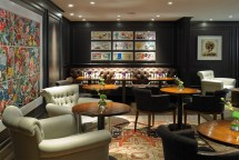 Five-star Luxury London Marriott Hotel Park Lane
