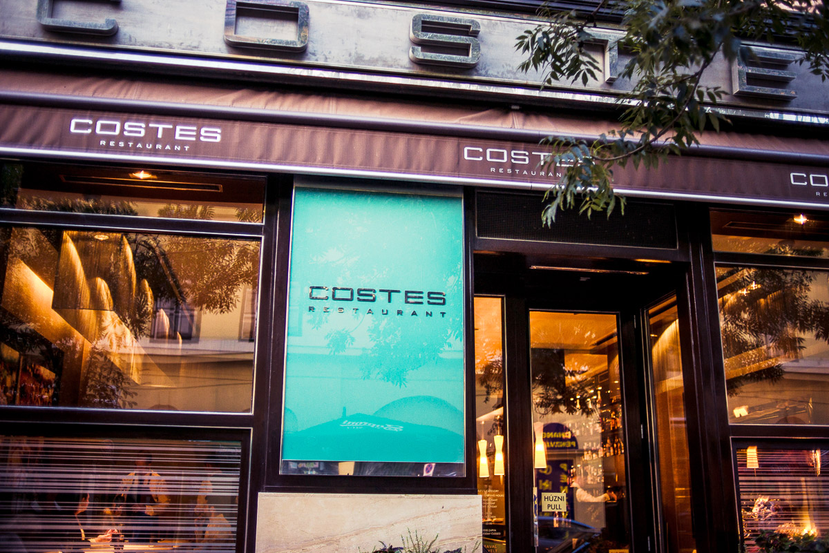 Interview With Eszter Palagyi, Head Chef At Hungary's Costes Restaurant