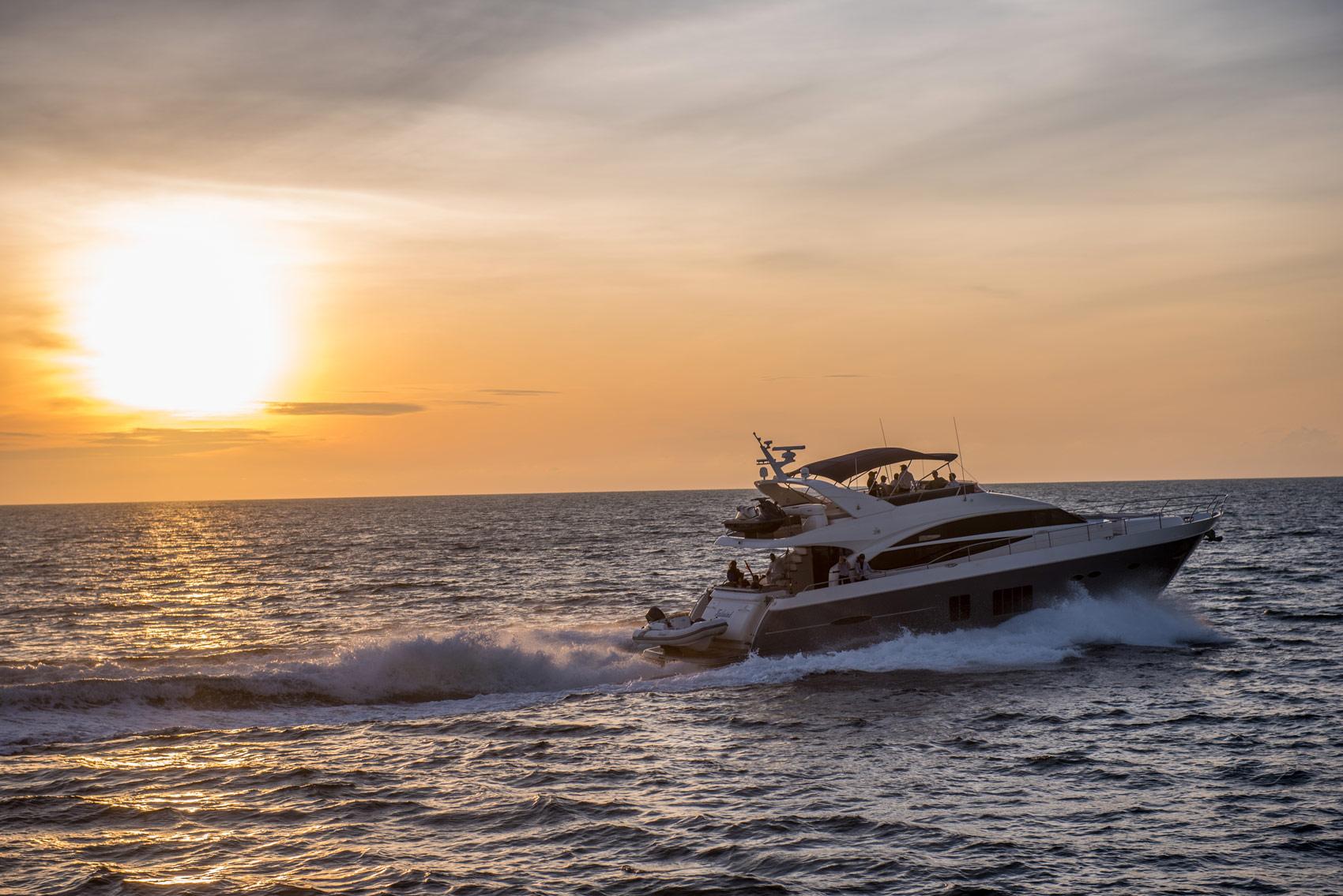 We Embark On The St. Regis Straits Drive With Bentley Motors & Princess Yachts 6