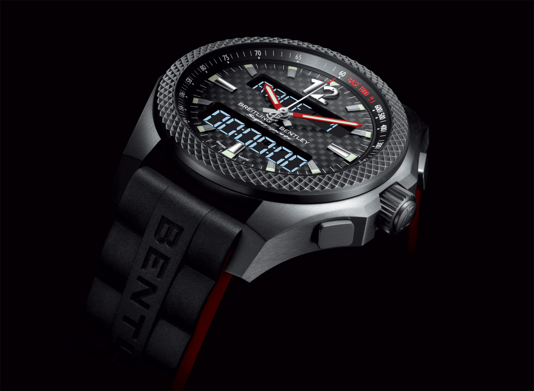 Breitling For Bentley Supersports B55 Limited Edition Chronograph 8