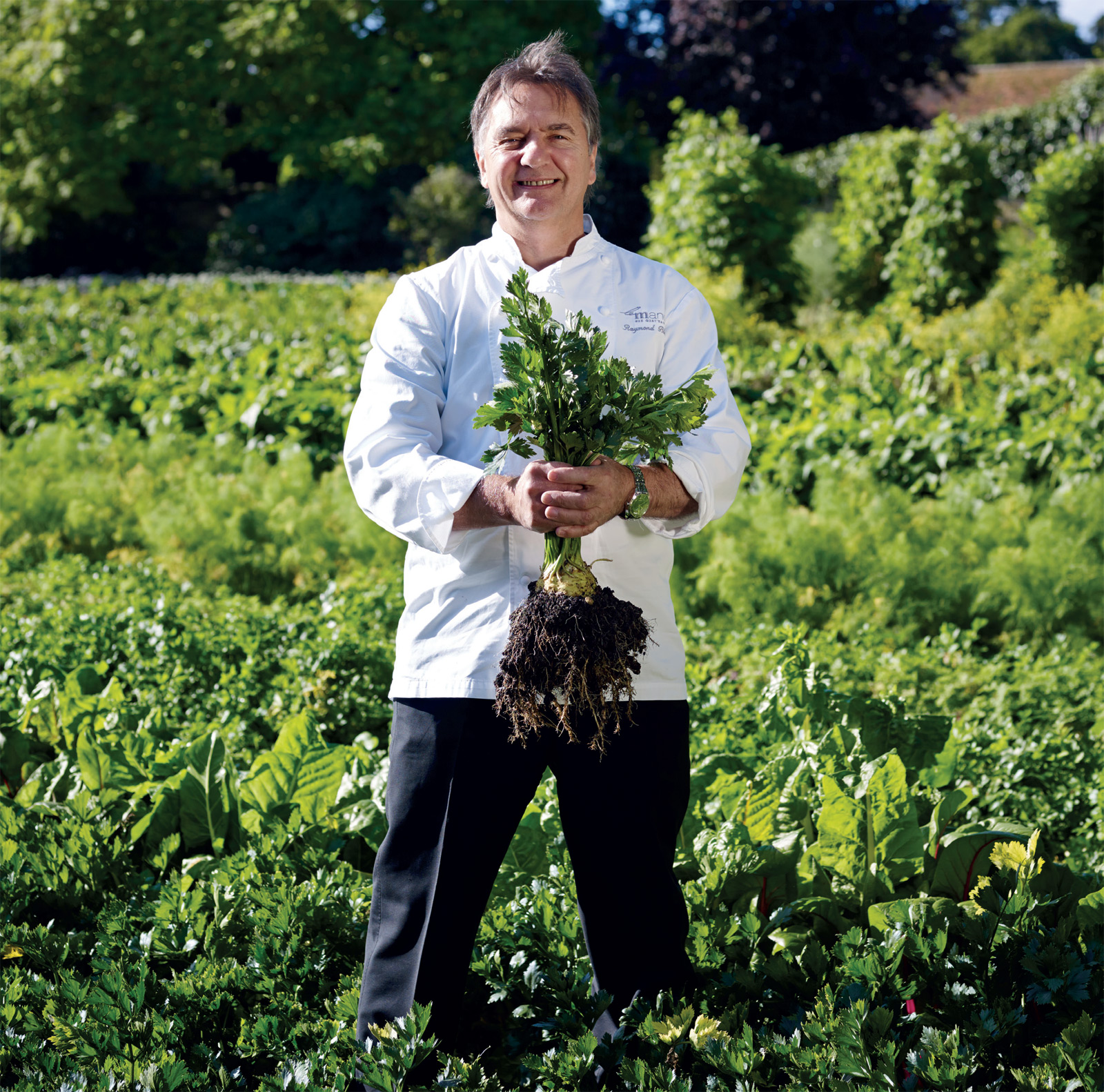 Why Raymond Blanc is Outstanding in his Field 4