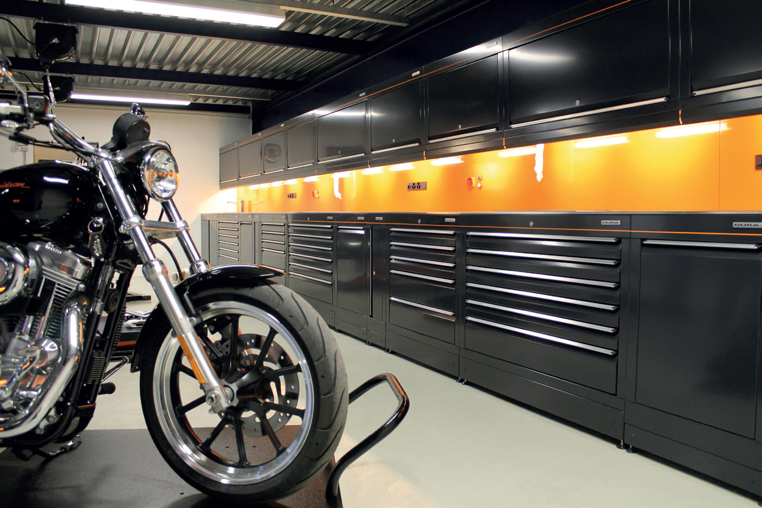 When A Garage Becomes Far More Than A Place To Store Things 3