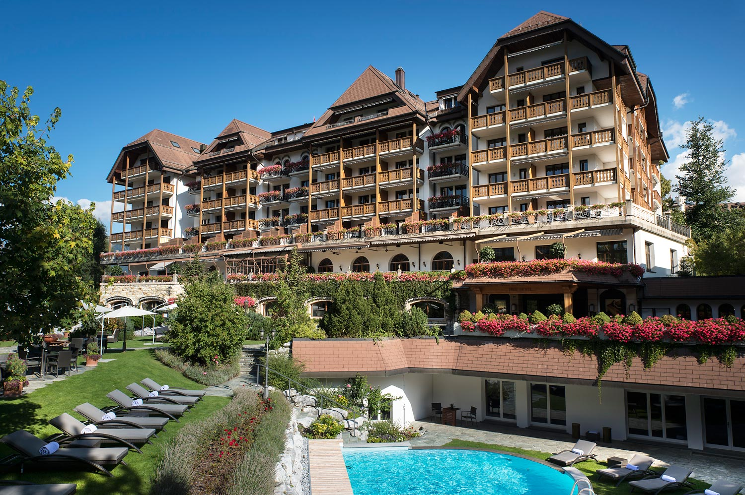 We Review Park Gstaad Hotel - 'The Last Paradise in a Crazy World' 6