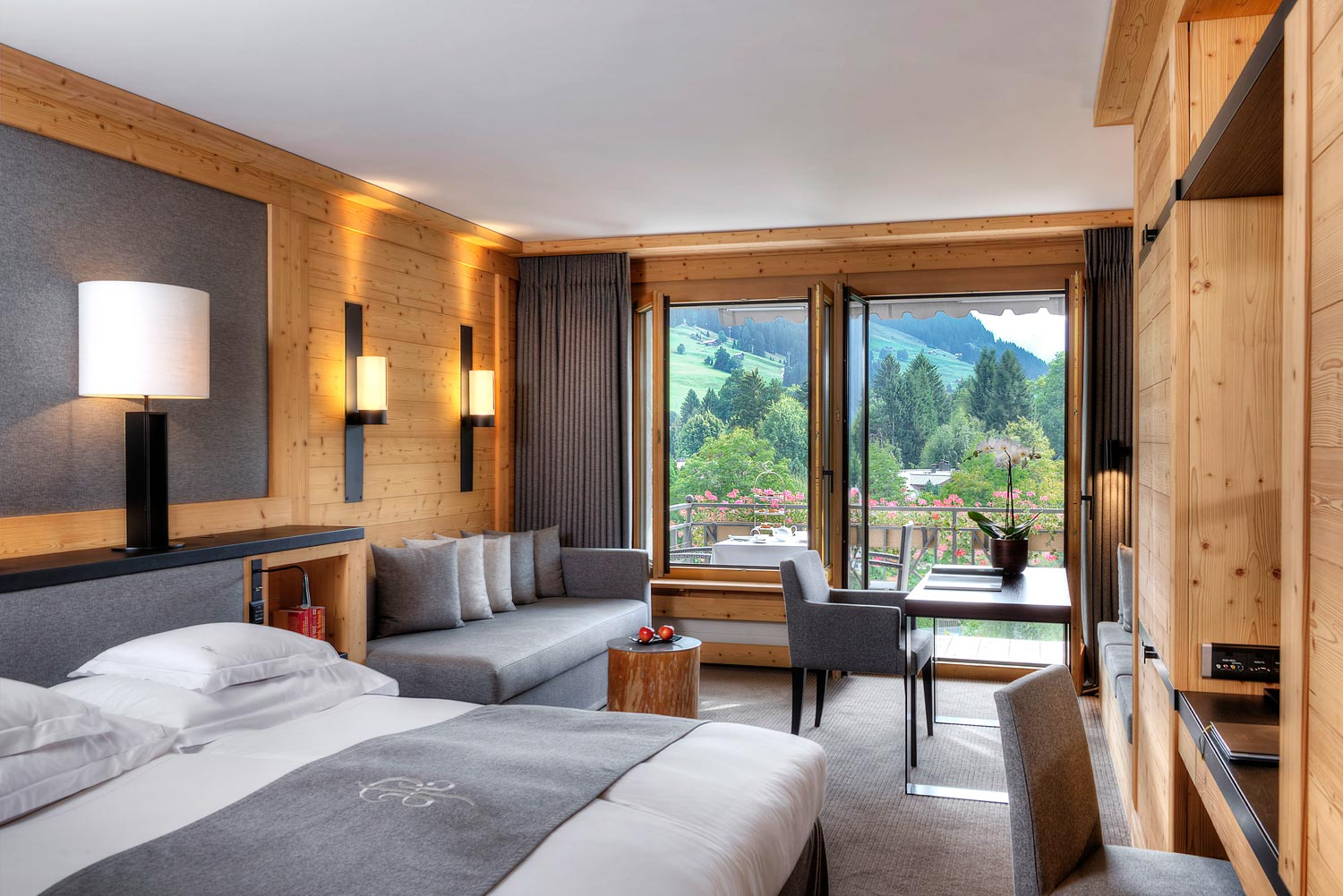Park Gstaad Hotel  The Last Paradise in a Crazy World