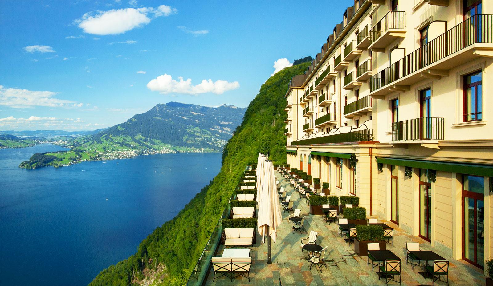Bürgenstock Hotels & Resort - A Discreet Luxury Mountain Hideaway 7