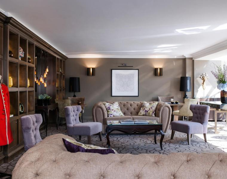 A Right Royal Stay At Castle Hotel Windsor 32
