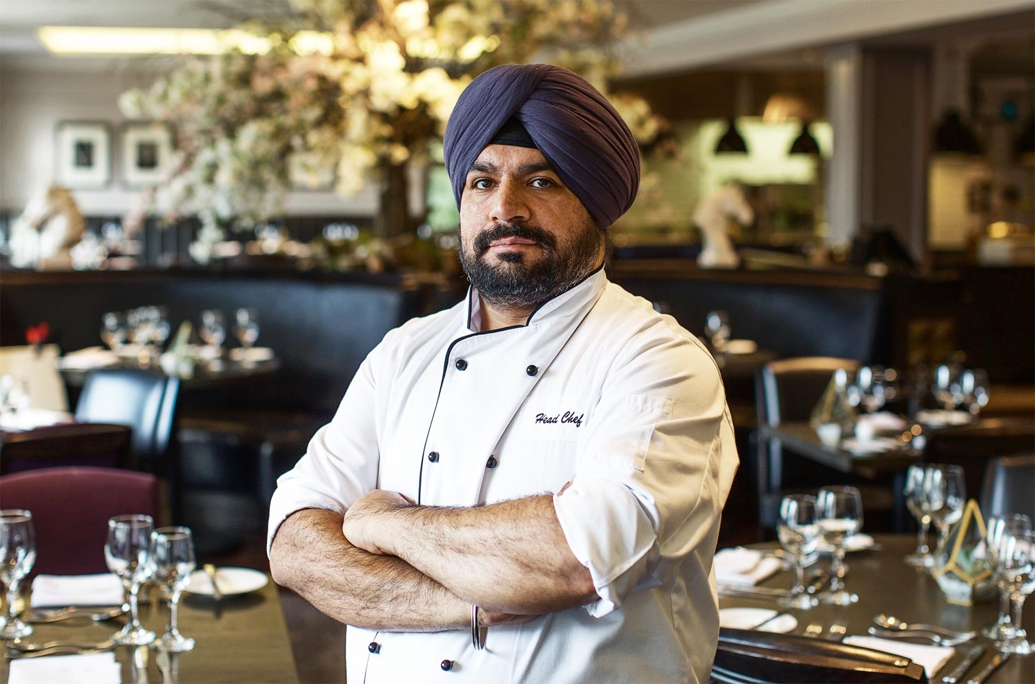Turning up the Heat with Head Chef Ramneek Chugh in Ascot 5