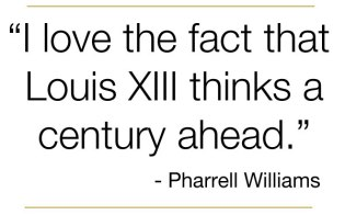 A Song which will only be heard in 100 Years' Time – Louis XIII Cognac and Pharrell Williams 7