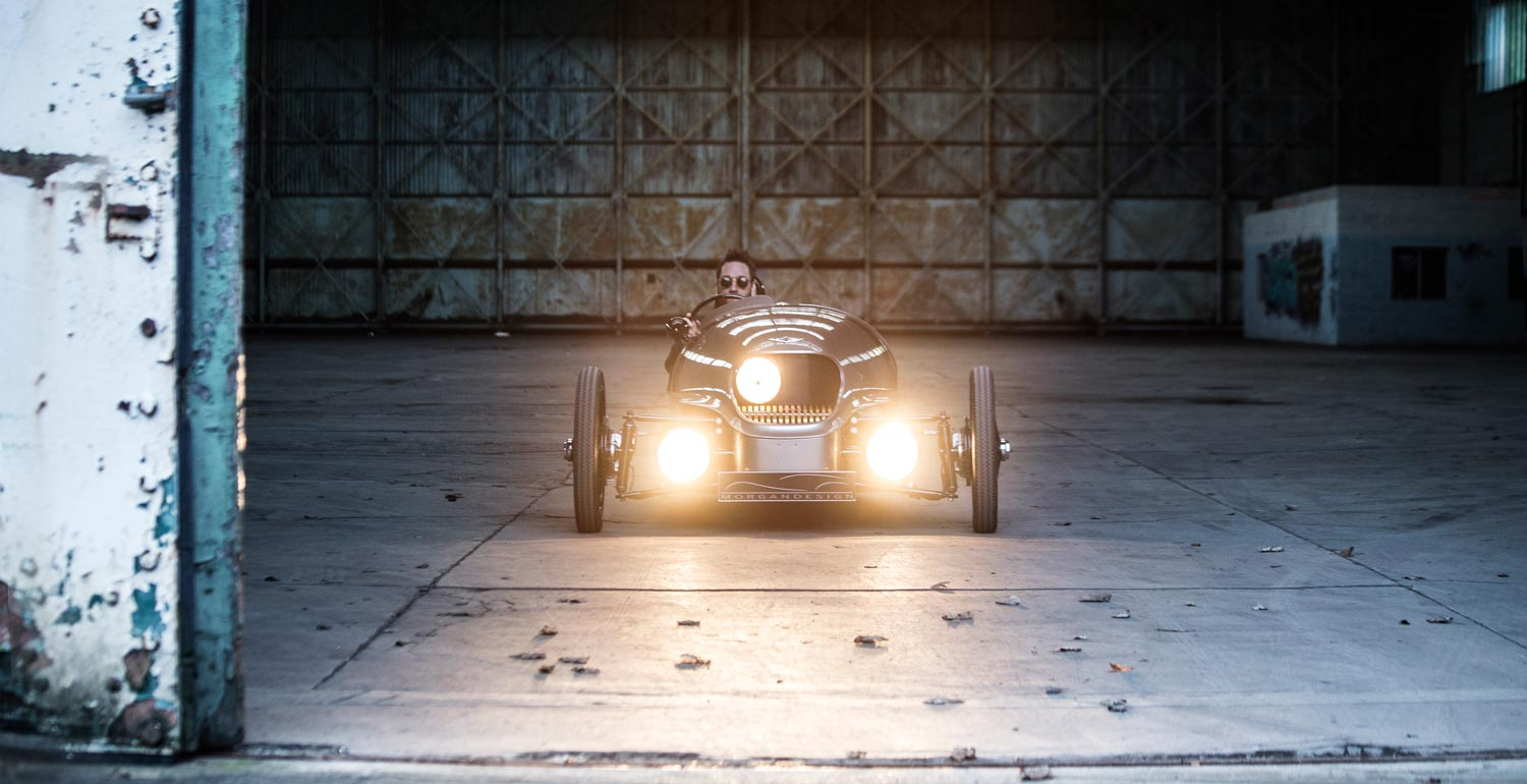 Colin Boden Appointed Group Financial Director at Morgan Motor Company 4