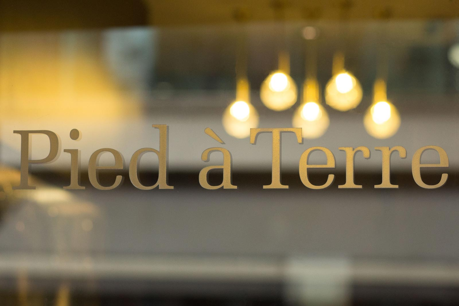 London's PiedàTerre: A Culinary Classic Re-Visited 5