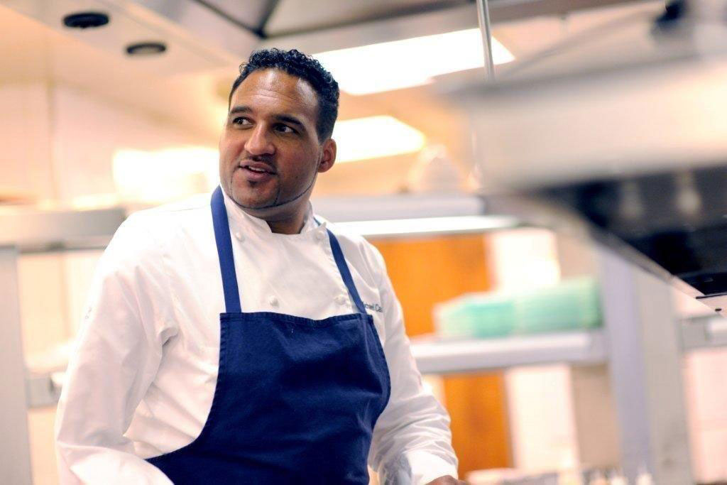 In addition to dinner at Longueville Manor, Michael will also host an event at Berefords Street Kitchen