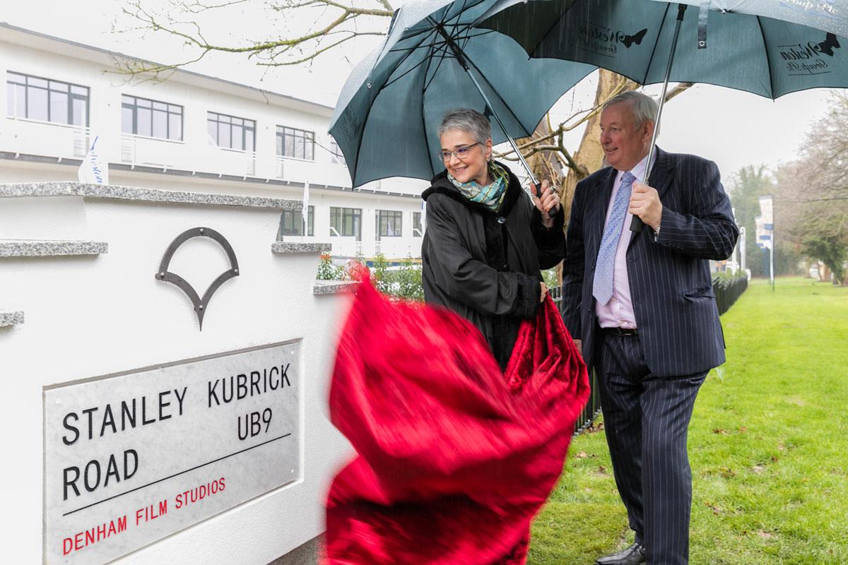 Weston Homes Pays Tribute to Stanley Kubrick at Denham Film Studios Site