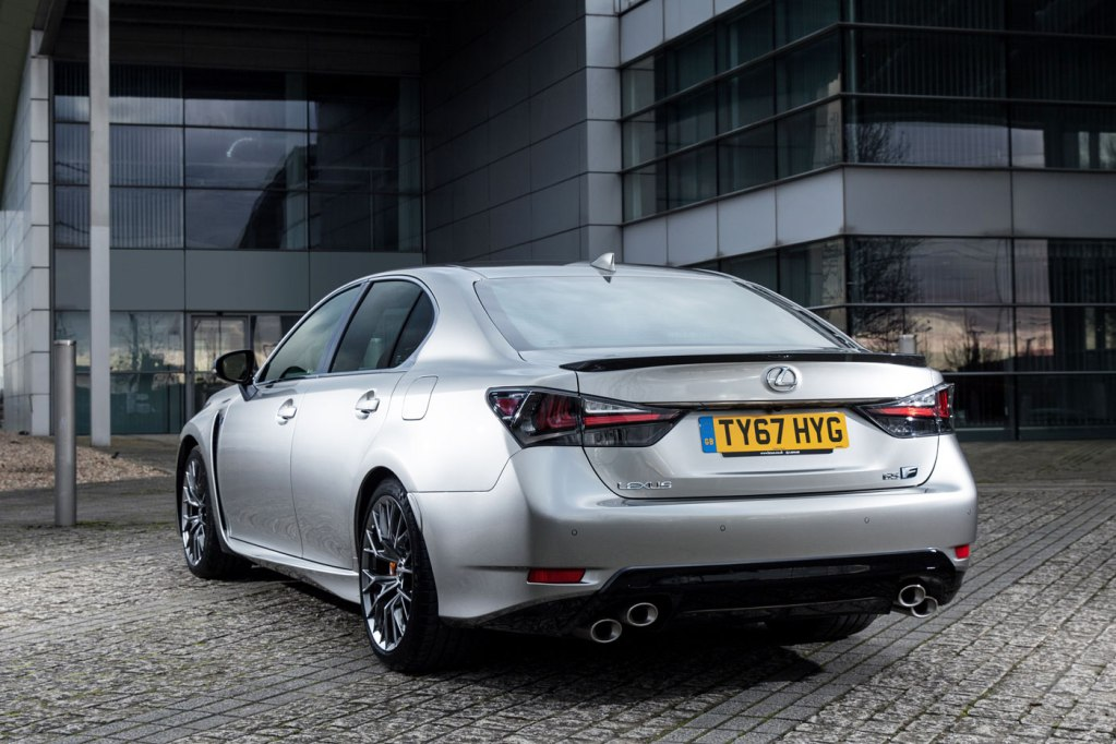 Luxurious Magazine Road-Tests a £74,000+ Lexus GS F in the South-West 4