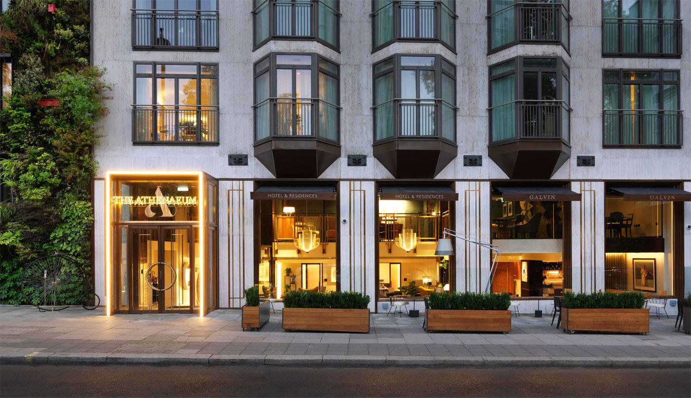 The Athenaeum Hotel, Mayfair London